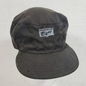 Vintage Onitsuka Tiger Hat Distressed Faded